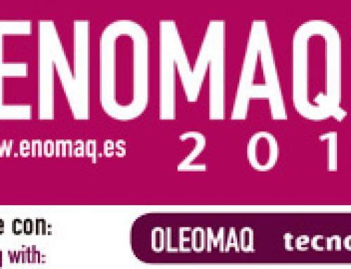 OVELAR en ENOMAQ 2017