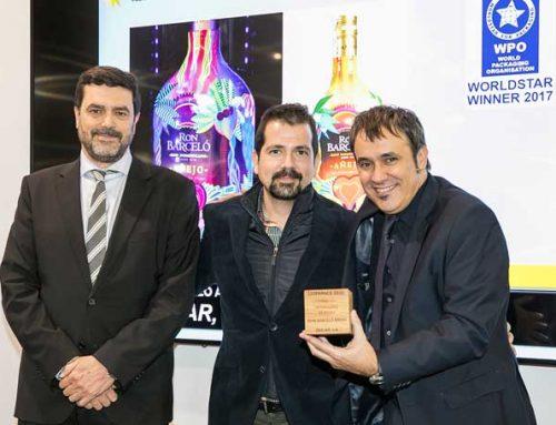 Ovelar recoge el premio Liderpack al packaging de bebidas