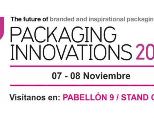 Ovelar en la feria Packaging Innovations 2017