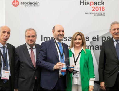 Ovelar reconocida por Hispack y Fira de Barcelona
